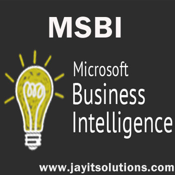 MSBI Online Training in Hyderabad