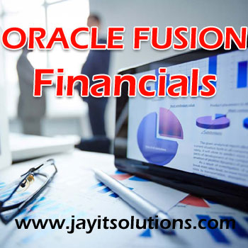 Oracle Fusion Financials