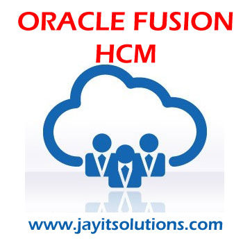 Oracle Fusion HCM Online Training Course | Fusion Cloud HCM Training