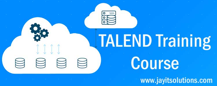 Talend Online Training Course in Hyderabad